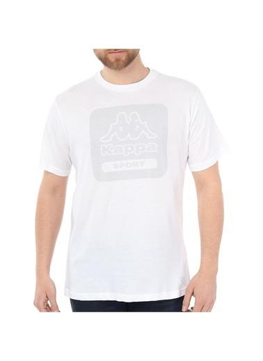 Kappa Tişört Beyaz